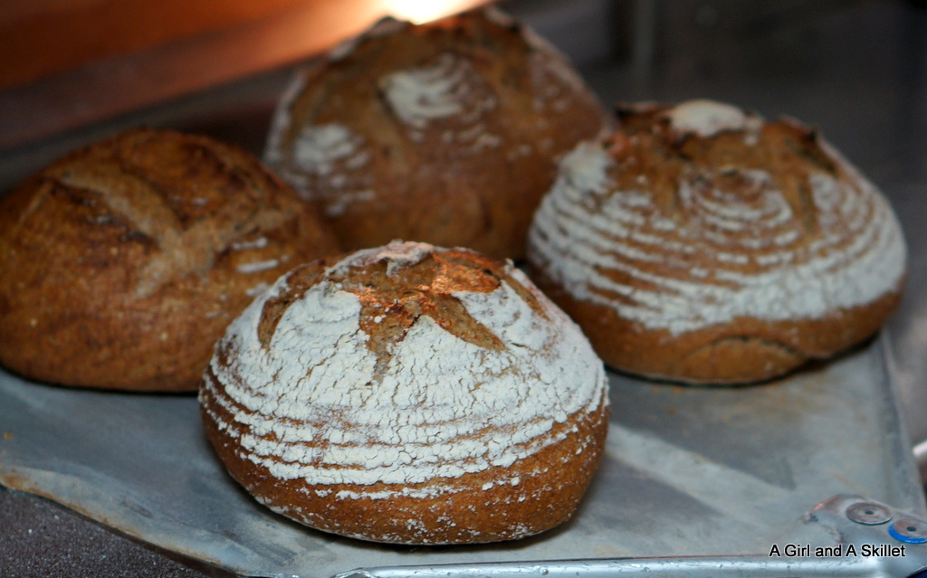 sourdough from Fire Island Bakeshop